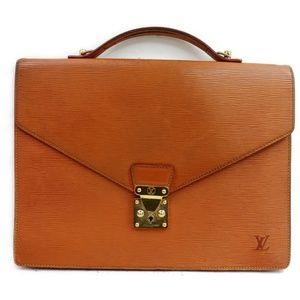 Auth Louis Vuitton Ambassadeur Business #2411L10